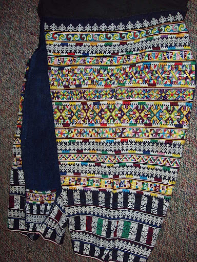 The Yao Or Mien Hill Tribe Of Thailand Embroidery For Ducks