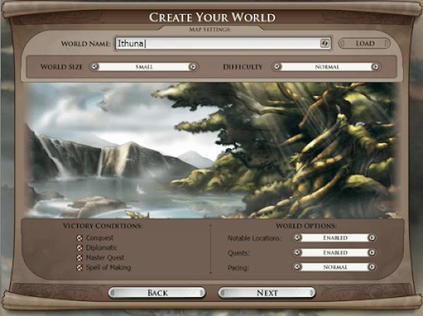 Create World