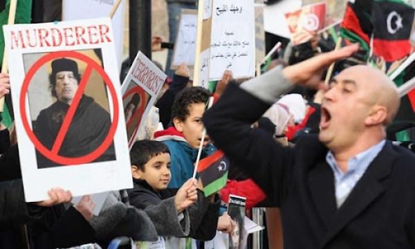 LIBYAprotests