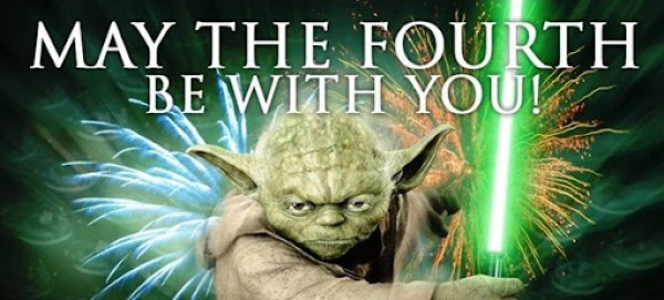 May the fourth be with you 2