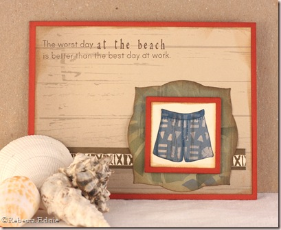 te masc beach card