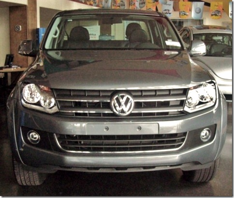 Nova Volkswagen Amarok 4x4 2011 higline trendline (3)