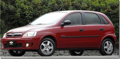 Chevrolet Corsa 2008