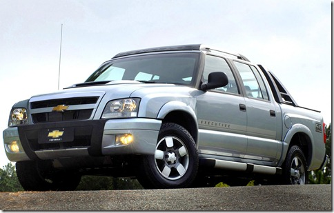 Chevrolet S10 Executive Flexpower Cabine Dupla 2009