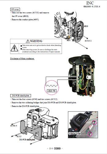 Pin Nikon-d300-manual-user-guide-troubleshooting-and-error