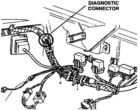 1997 Dodge B3500 Van Wiring Diagram