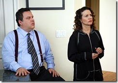 Curb Your Enthusiasm - Season 6 - Jeff Garlin and Susie Essman - Claudette Barius/HBO