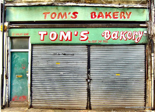 Tom's Bakery in Dalston