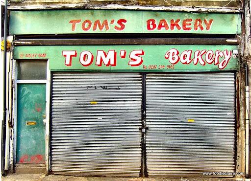 Tom's Bakery in Dalston