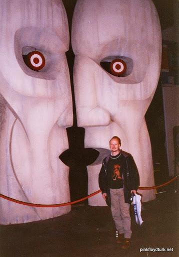 Pink Floyd Pulse konseri resimlerim
