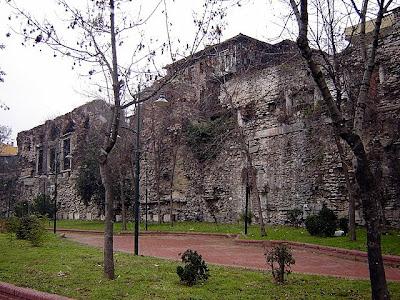 турция истанбул стени пропонтис