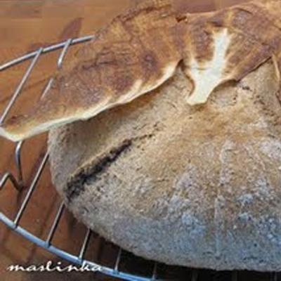 Maslinka-Hleb u listu kupusa