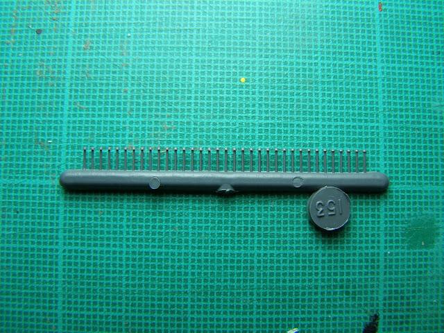 Grandt Line rivet sprue