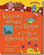 Windows Rings Grapes Shapes