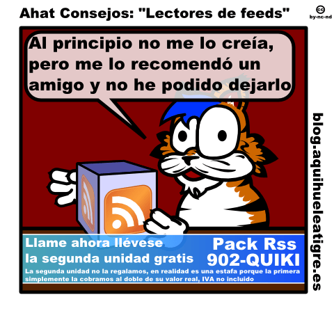 Lectores RSS