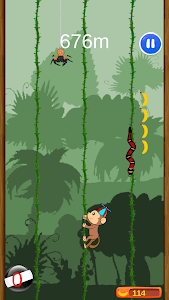 Climbing Monkey screenshot 1