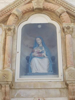 Mary breastfeeding #2