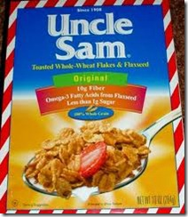 uncle sam cereal