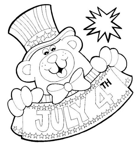 Coloring Pages: June 2009
