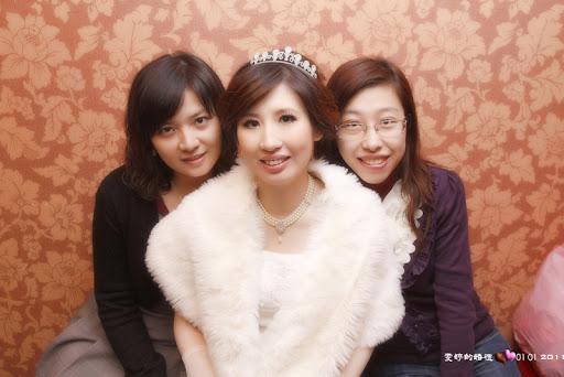 五專同學 雯婷婚禮 2011 01 01 璽宴餐廳 @ 朱丹翡影 (小芥的食記。山岳。生活。創作) :: 痞客邦