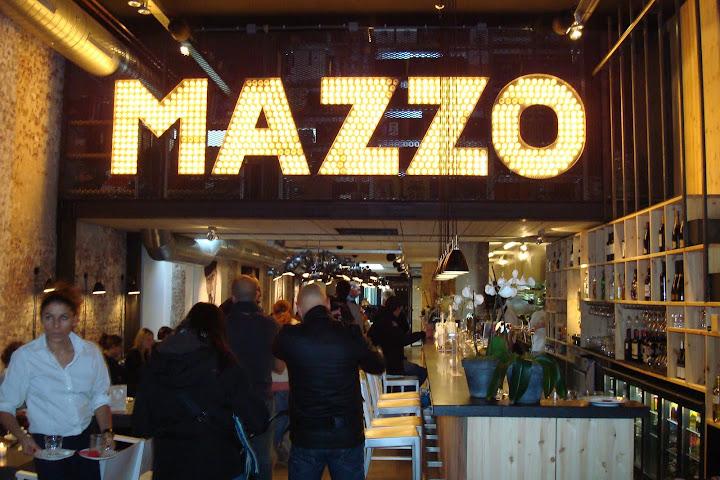 Restaurante Mazzo Amsterdam