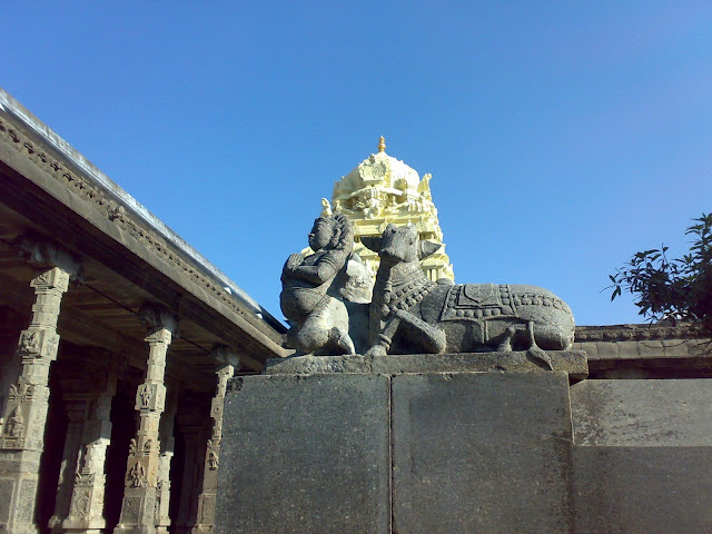 Sculpture At Kanchipuram