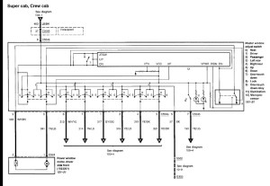 2006 F150 door wiring diagram  F150online Forums