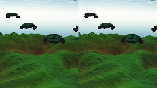 Rajawali Virtual Reality Demo screenshot 1