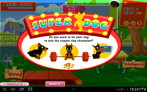 My Sweet Dog - Free Game screenshot 12