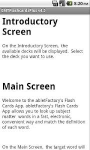 EMT Flashcards screenshot 2