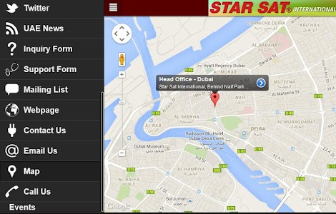 StarSat International screenshot 13