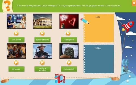 İngilizce 7 KOZA Z-Kitap screenshot 4