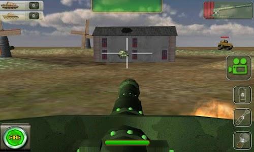 A.T.Gun 3D (WW2:Normandy) screenshot 5