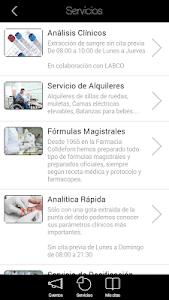 Farmacia Colldeforn screenshot 5