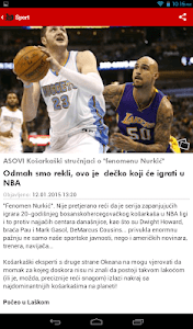 Dnevni avaz screenshot 14