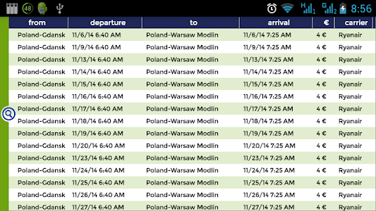 Lowcost Flights screenshot 2