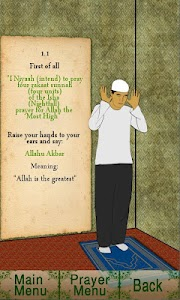 Salah Teacher (Salat - Islam) screenshot 2