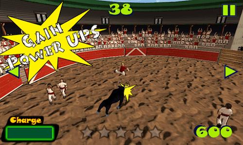 Bull Runner Free screenshot 13