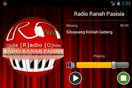 Radio Ranah Pasisia screenshot 2