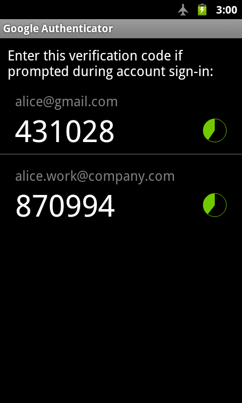 Google Authenticator - Android Apps on Google Play