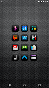 Viby - Icon Pack screenshot 2