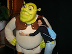Madame Tussaud\'s. Shrek
