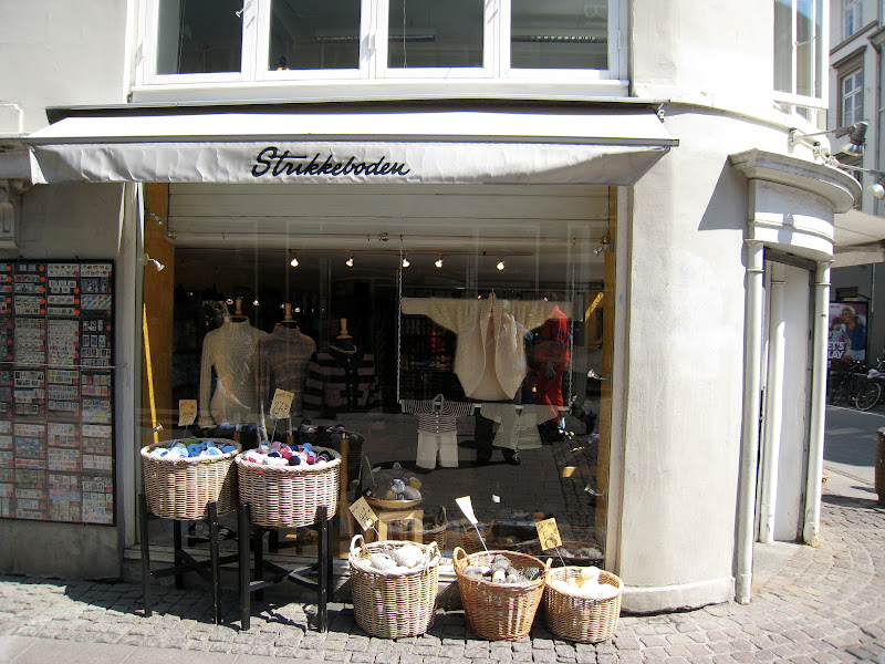 Copenhagen Yarn Shop