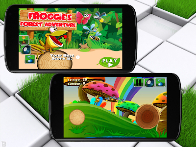 Froggie's Forest Adventure! screenshot 11