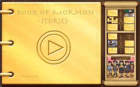 LDS Game Bundle Storybook screenshot 0