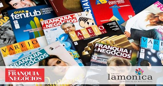 Revista Franquia e Negócios screenshot 8