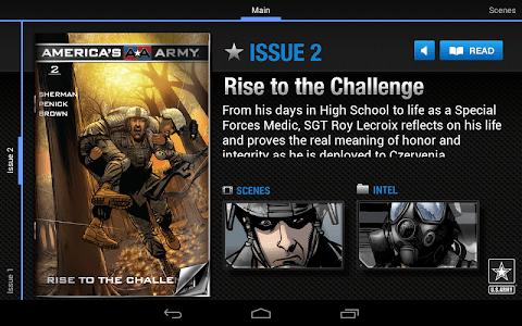 America's Army Comics screenshot 10