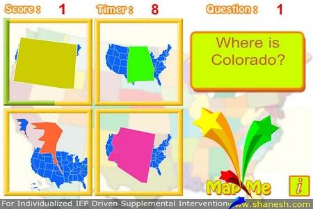Map Me - Autism Series screenshot 13