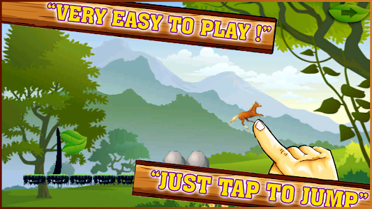 Virtual Horse Jump screenshot 1