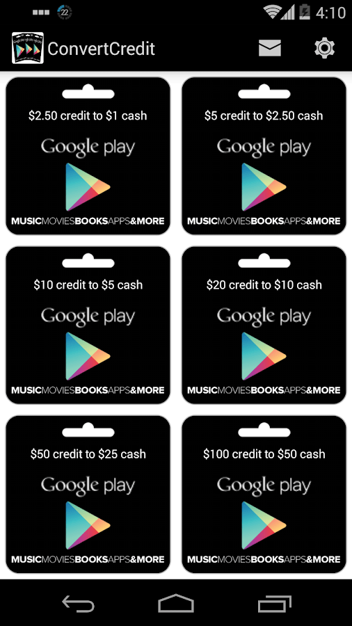 Google Play Gift Card Code Generator | menscene34